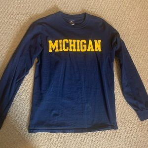 M-den Michigan Long sleeve shirt